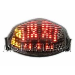 LAMPA TYL LED Z KIERUNKAMI SUZUKI GSX R GSX-R 1000 rok produkcji 2005 - 2006 HOMOLOGACJA