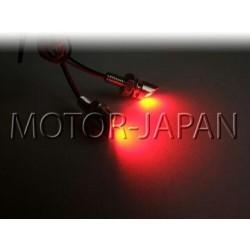 LAMPA LAMPKA KONTROLKA PODŚWIETLENIE TABLICY 12V - CZERWONY DIODY LED