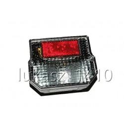 MZ ETZ 150 250 251 - TYLNA LAMPA TYL KWADRATOWA