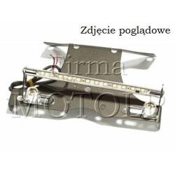 PODSTAWA MOCOWANIE TABLICY SUZUKI GSXR GSX-R 600 750 rok produkcji 2006 - 2007