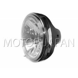 REFLEKTOR LAMPA - SUZUKI GSX GSF BANDIT / HONDA CB HOMOLOGACJA E4
