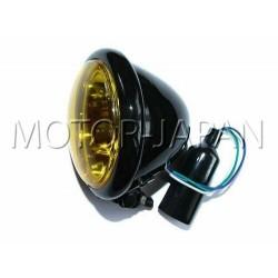 REFLEKTOR LIGHTBAR LAMPA PRZOD 4,5 CALA CZARNY