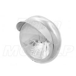 REFLEKTOR LAMPA YAMAHA XVS 650 1100 Z DASZKIEM HOMOLOGACJA E4