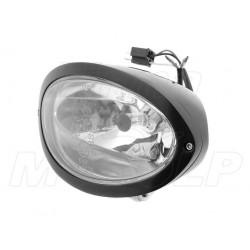 REFLEKTOR LIGHTBAR LAMPA PRZÓD H4 HOMOLOGACJA E11