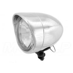 REFLEKTOR LIGHTBAR LAMPA DODATKOWA PRZÓD 4 CALE CHROM HOMOLOGACJA E9