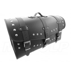 KUFER SKÓRZANY TYLNY 48L 60CM HONDA CMX VT SHADOW C2 C4 C5 VTX