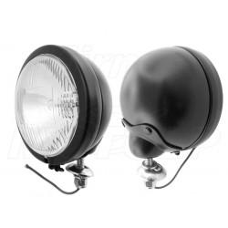 REFLEKTORY LIGHTBARY LAMPY PRZÓD 4,5 CALA CZARNY MAT HOMOLOGACJA E13