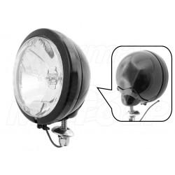REFLEKTOR LIGHTBAR LAMPA PRZÓD 4,5 CALA CZARNY POŁYSK HOMOLOGACJA E4