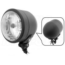 REFLEKTOR LIGHTBAR LAMPA PRZÓD 4 CALE CZARNY MAT HOMOOGACJA E4 HR