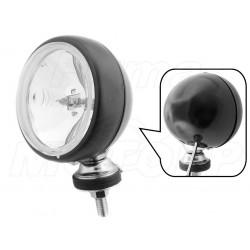 REFLEKTOR LIGHTBAR LAMPA PRZÓD 4 CALE CZARNY MAT 12V H3