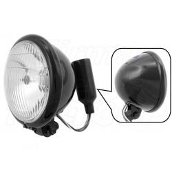 REFLEKTOR LIGHTBAR LAMPA PRZÓD 5,75 CALA CZARNY H4
