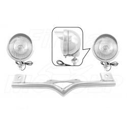 STELAŻ Z LAMPAMI LIGHTBARAMI HONDA VT 750 DC / RS / S SHADOW