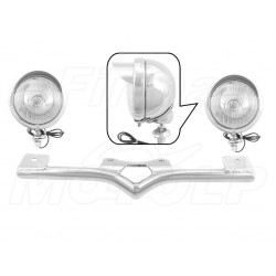 STELAŻ Z LAMPAMI LIGHTBARAMI HONDA VT 750 C C4 C5 C6 SHADOW