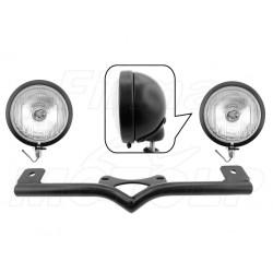 STELAŻ Z LAMPAMI LIGHTBARAMI KAWASAKI VN 1500 1600 MEAN STREAK HOMOLOGACJA E13 - HR