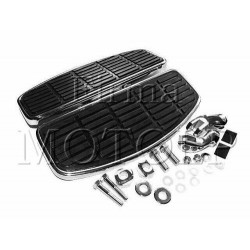 PODNÓŻKI PODESTY KIEROWCY HONDA VT 1100 1300 C2 ACE SABRE CX FURY