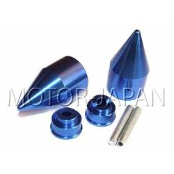 KONCOWKI KIEROWNICY HONDA CB CBR 600 1000 VFR GL rok produkcji 1987 - 2008